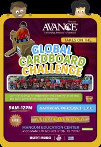 Global Cardboard Challenge 2016
